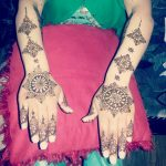 for Arms Mehndi Designs