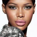 smokey eyes dark skin