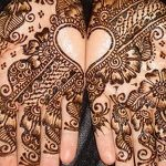 Latest Mehndi Designs for Engagement