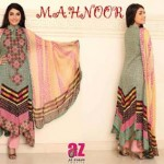 Mahnoor Eid Dresses Collection 2021 by Al-Zohaib Textile