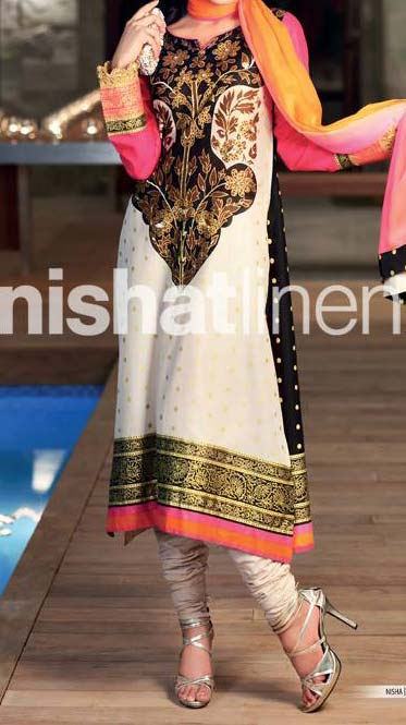 Nishat Linen Eid collection 2021 for Girls and Women