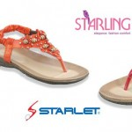 Latest Shoes of Starlet Eid Collection 2021 For girls