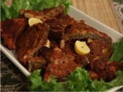 Lahori Fish by Chef Zubaida Tariq