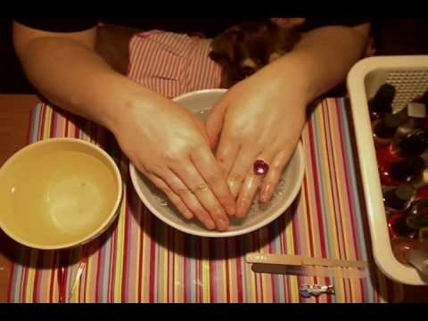 How to do your own Manicure at Home