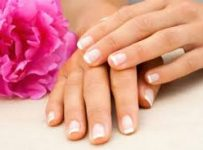 Fingernails Healthy