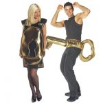 clever halloween costume ideas couples