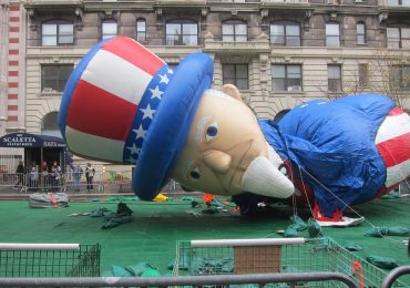 Thanksgiving Day Parade Balloon Inflation Location 2021