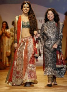 Latest Ghaghra Choli Fashion in India for Wedding