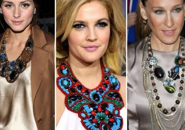 How to Wear Statement Jewelry in Celebrity Style