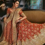 Latest Ghagra Choli dresses for Wedding