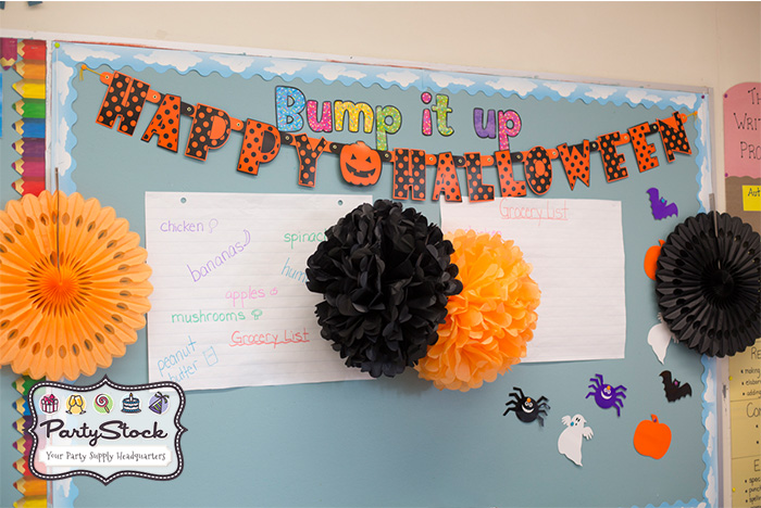 Classroom Halloween Decorations To Make : How to decorate a classroom for halloween