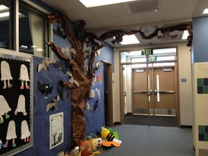 Decorate a Classroom for Halloween