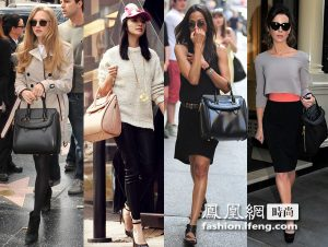Top Five Alexander McQueen Hand Bags for Celebrities