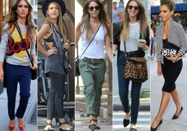 Top 5 Celebrities with Rocking Street Styles