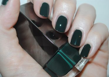 Burberry New Nail Polish Winter Collection 2021 for Women