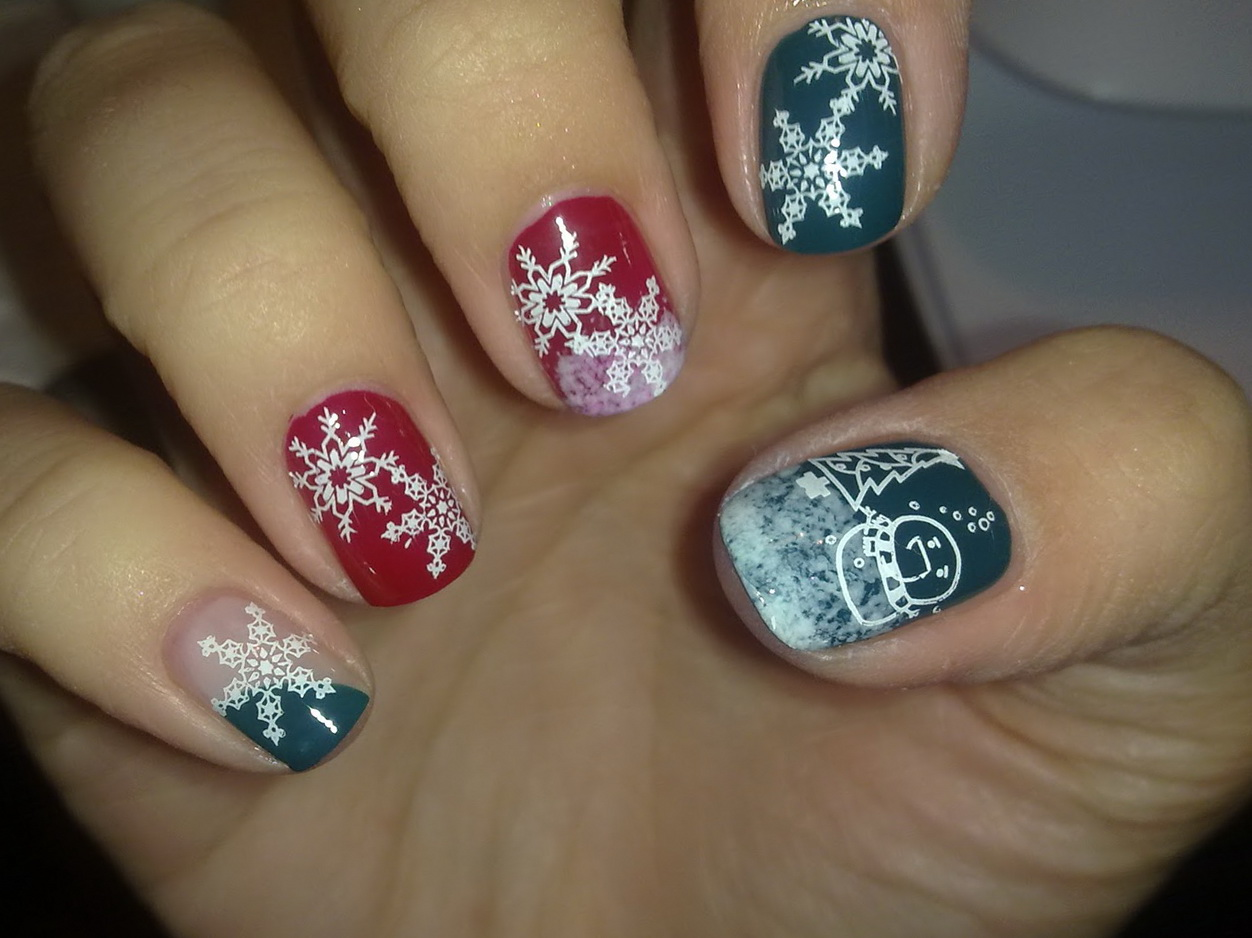 Do it yourself christmas nail art images nail art and nail nail designs for christmas do it yourself images nail art and christmas nail designs to do solutioingenieria Gallery