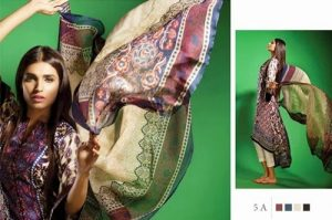Winter Pure Silk Collection 2013-14 by Sana Safinaz