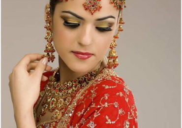 Indian Wedding Hairstyles for Girls Pictures