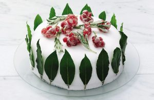 Homemade Christmas Cake Decoration Ideas