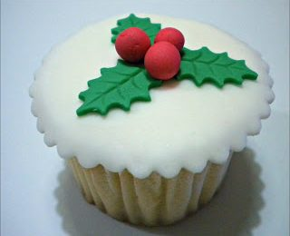 How to Make Cute Christmas Cupcakes for kids