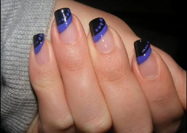 Easy nail designs for short nails to do at home - Easy nail design ideas to do at home ...
