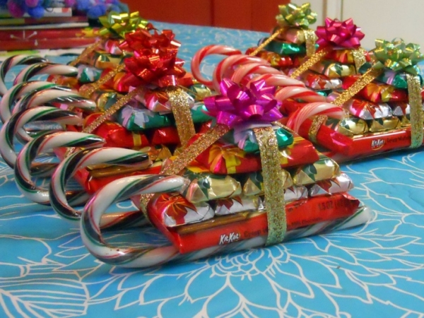 Inexpensive christmas gift ideas kids for Edible christmas gifts to make in advance