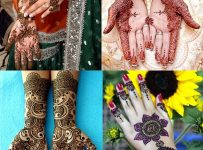 Indian Bridal Mehndi Designs 2018