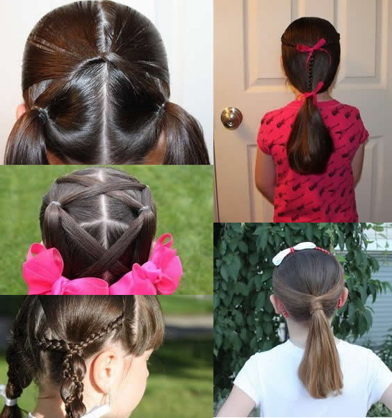 Cool Hairstyles 4 School : Cool hairstyles for girls with short hair school