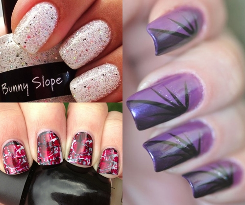 Trendy Nail Designs For Fall Winter 2017