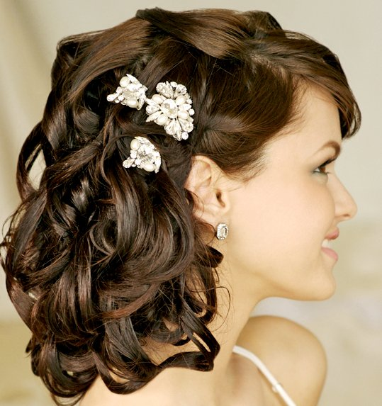 Style Of Hair Impressive Stylish Wedding Hair Style Collection For Girls  Styloss