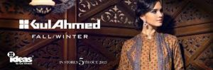 Winter Collection 2013-14 by Gul Ahmed