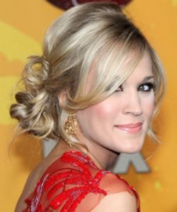 Christmas party Hairstyles For Women