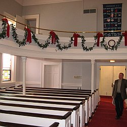 Christmas Decorating Ideas for Church Sanctuary