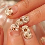 Nail Art Designs 2014 for brides
