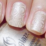 Nail art bridal design pictures