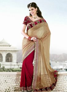 Manish Malhotra Latest Saree Collection 2014