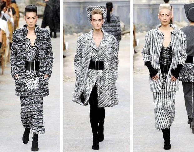 Chanel Haute Couture Women Fall-Winter Collection 2013