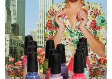 New China Glaze Sea Goddess Collection for Winter 2021