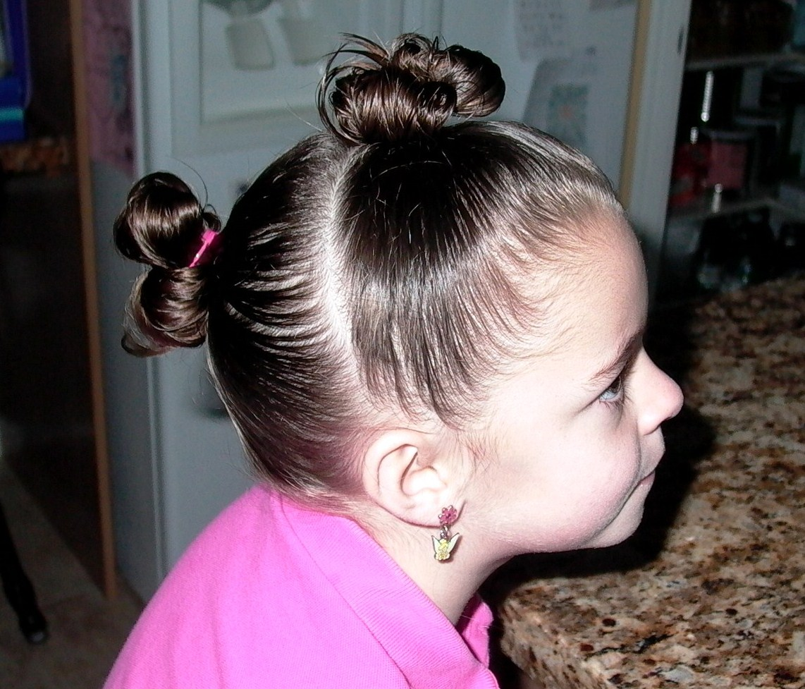 Little Girl Hairstyles Short Hair