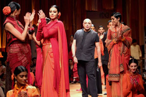 winter collection by Tarun Tahiliani