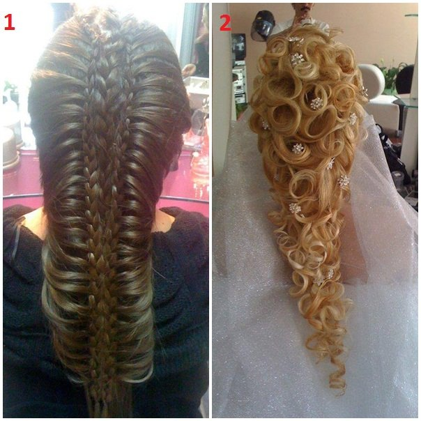 Hairstyles For Long Hair Teenage Girl : styles bridal hairstyles lipsticks tattoos prom dresses shoes ladies ...