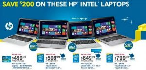 Black Friday 2013 Deals on Laptops , Ipads, Tablet Leaked