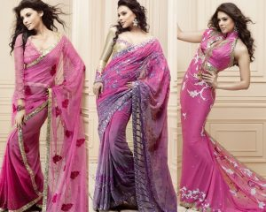 Manish Malhotra Latest Saree Collection 2017