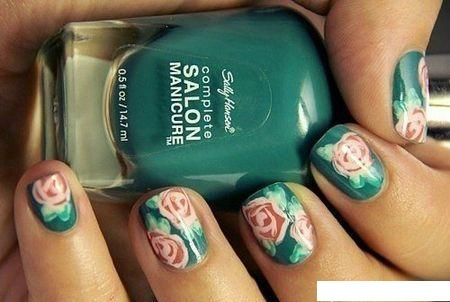 Trendy Nails Designs for Fall Winter 2017