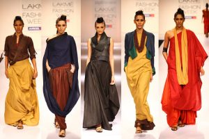 Indian Designers Winter Dresses 2013-2014