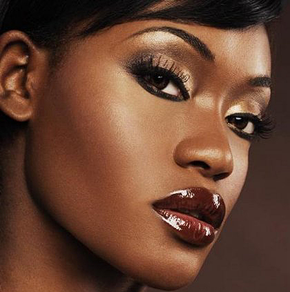 Makeup Tips For Black Women How to apply make up for