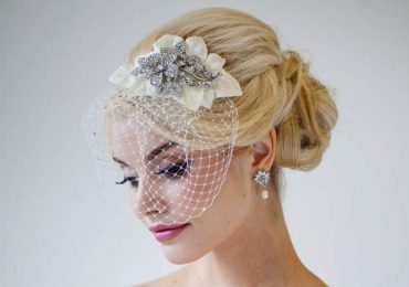 American Bridal Hairstyles during Winter Weddings Pictures
