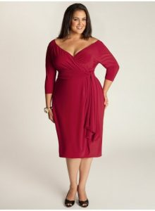Cheap Plus Size Cocktail Dresses