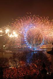 New Year's eve Night Celebrations