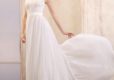White Prom Dresses 2021 with Sleeves
